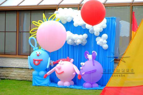 День рождения ребенка 5 лет – это первый его яркий юбилей