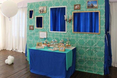 В оформлении фотозоны и Candy bar - это сладкая зона для фотографирования на празднике