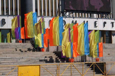 Флагштоки и флаги в аренду