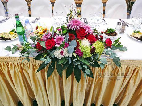 Живыые цветы неповторимой концепции Вашего праздника
