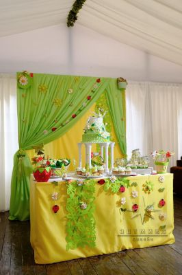 Candy bar   станет необычным элементом любого торжества